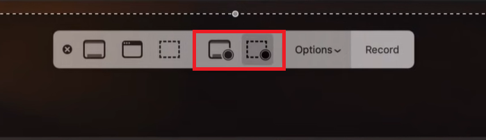 How to Record Your Screen on Mac - Step 2