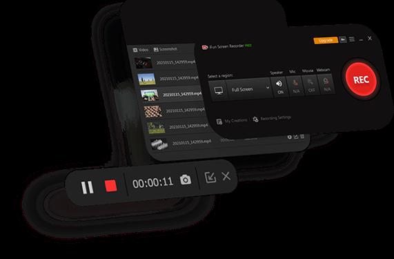 iFun Screen Recorder è un ottimo strumento per registrare le chiamate su Discord