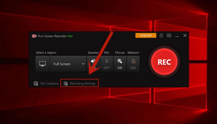 ifun screen recorder registra le riunioni con la registrazione automatica