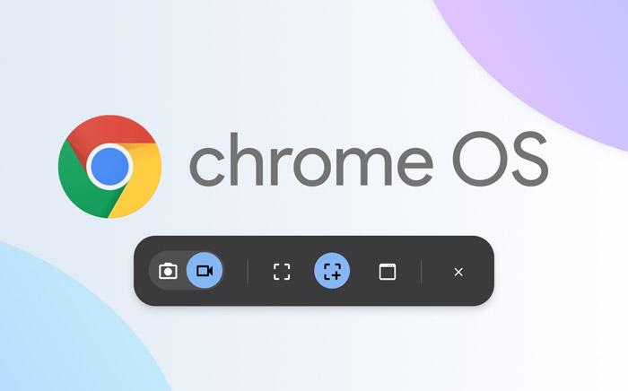 grabar pantalla en Chromebook