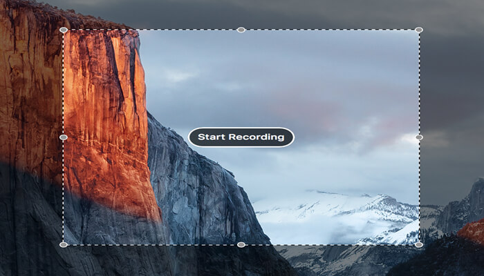 How to Record Part of Screen