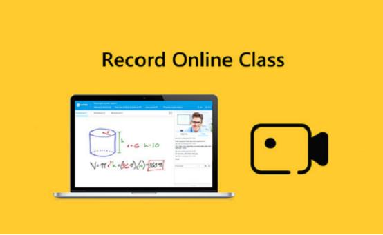 Online lessen opnemen