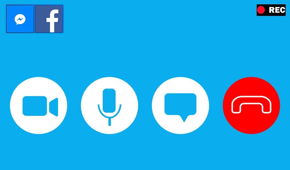 Как записать видеозвонок Facebook