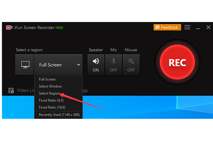 How to Record Your Screen on A Laptop - Free Recorder