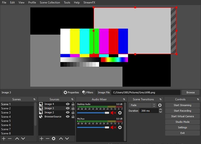 OBS Studio - Top 1080p Screen Recorder for Mac