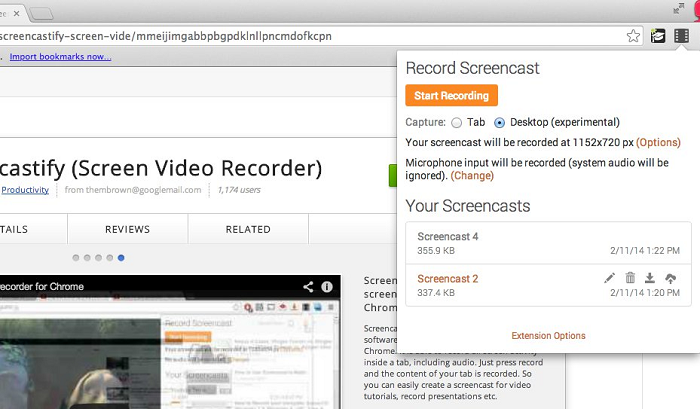How to Screen Record on A Chromebook - Screencastify