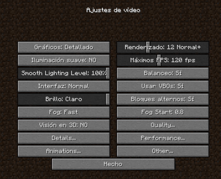 grabar mincraft - paso 2