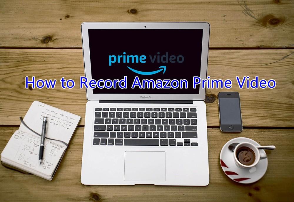 Come registrare Amazon Prime Video