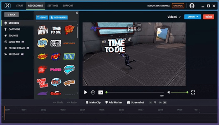 best screen recorder for gamers fbx game recorder