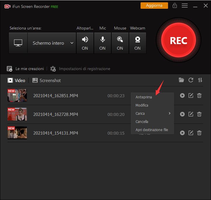 Come registrare video da YouTube sul PC