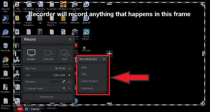 Come Registrare Schermo su Chromebook - Screencast-O-Matic