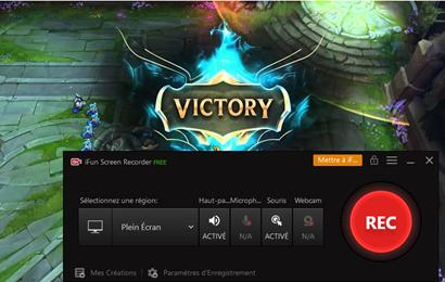 Comment enregistrer League of Legends avec iFun Screen Recorder