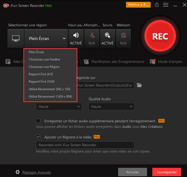 Comment enregistrer des cours en ligne avec iFun Screen Recorder