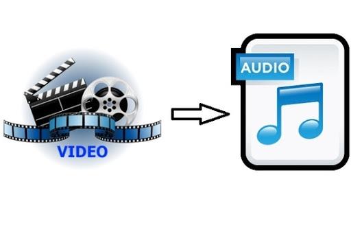 Extraire audio d'une video
