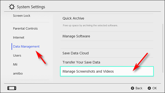 How to Manage Gameplay Video Recorded by Switch
