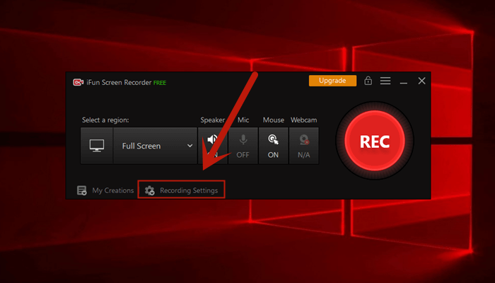 ifun screen recorder record automatic recording meetings