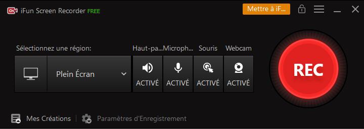 ISR - interface principale