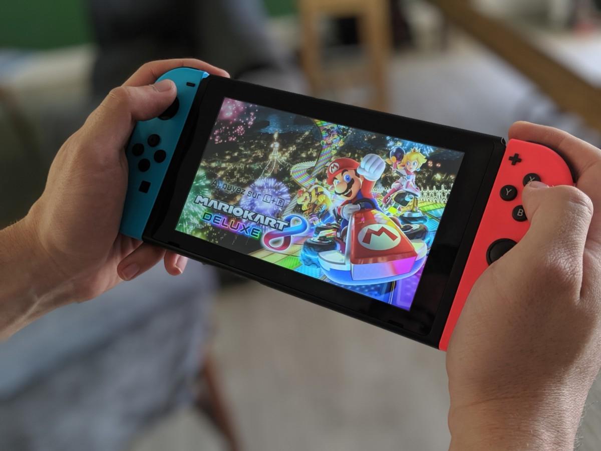 Enregistrer le gameplay sur la Nintendo Switch