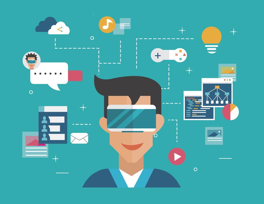 Les jeux de VR