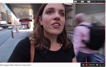 Как записать видео с экрана для Ютуба