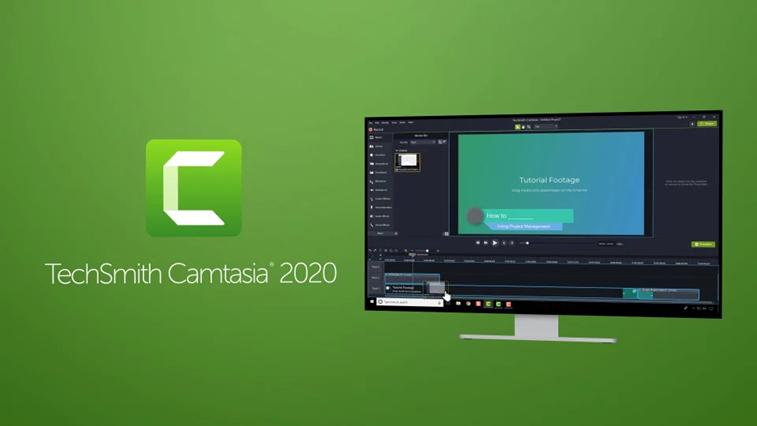 Camtasiaでパソコン画面をキャプチャ