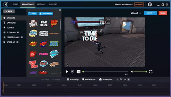 PCゲーム画面録画ソフトウェア「FBX Game Recorder」