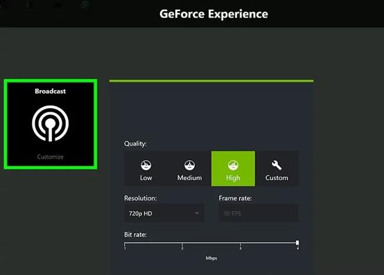 PCゲーム画面録画ソフトウェア「Nvidia GeForce Experience」