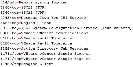 Custom Service Mappings