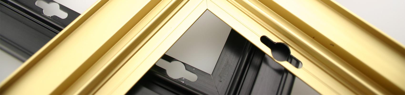 Custom Metal Frames & Holders