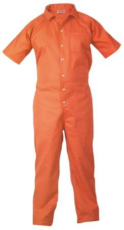 Inmate Jumpsuit
