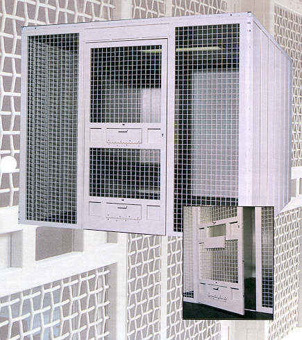 Cell Interior with. Solid Walls. Detail of Corner & ModularHoldingCell.jpg?1381717919