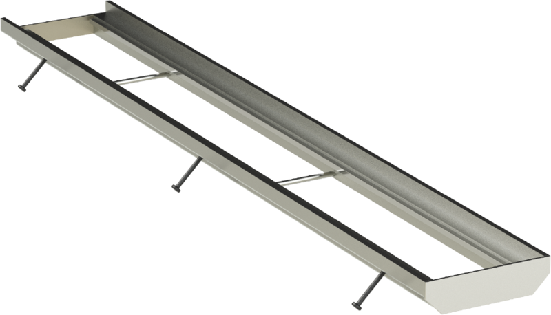 Standard Angle Trench Grate Frame