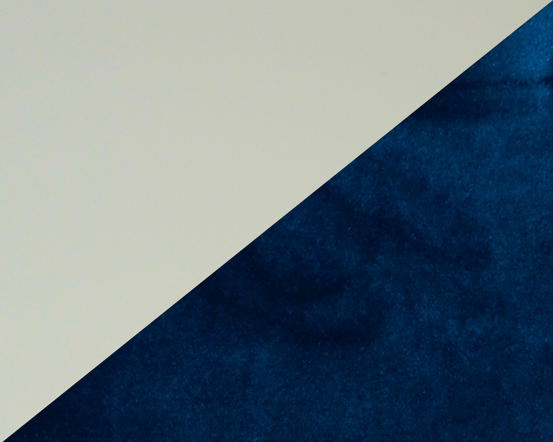 Ivory-Blue