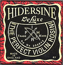 Hidersine Box Top