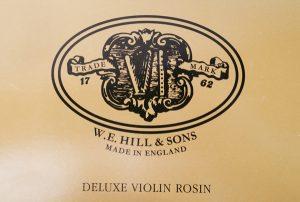 Hill Rosin Logo