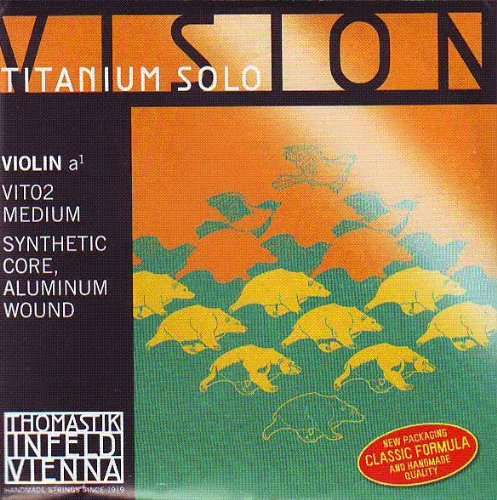 Vision Titanium Solo String Packet