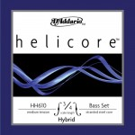 Helicore Hybrid String Packet
