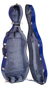 Bobelock 2000w Fiberglass Cello Open