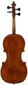 Johann Christian Schlosser Violin Back