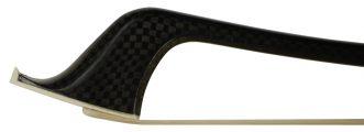 JR Judd Braided Carbon Fiber German Style Bass Bow Tip
