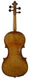 Czech Violin ca. 1920's 18021 VN Back