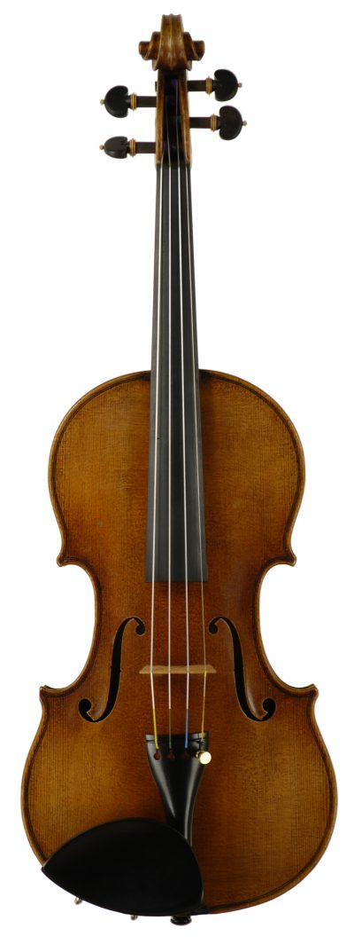 Czech Violin ca. 1920's 18021 VN Top