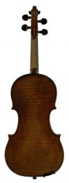 1830's Soloist French Violin 23444 VN Back