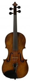 1830's Soloist French Violin 23444 VN Top