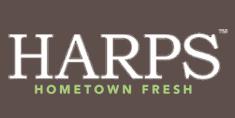 Harps Foods Store Logo