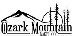 Ozark Mountain Bagels Logo