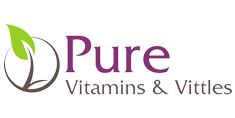 Pure Vitamin and Vittles Logo