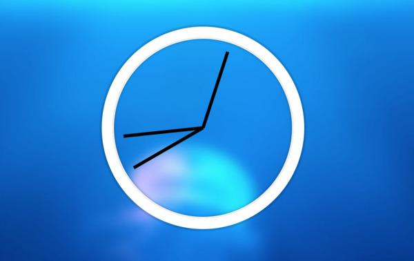CSS + JS Clock