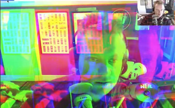Unreal Webcam Fun