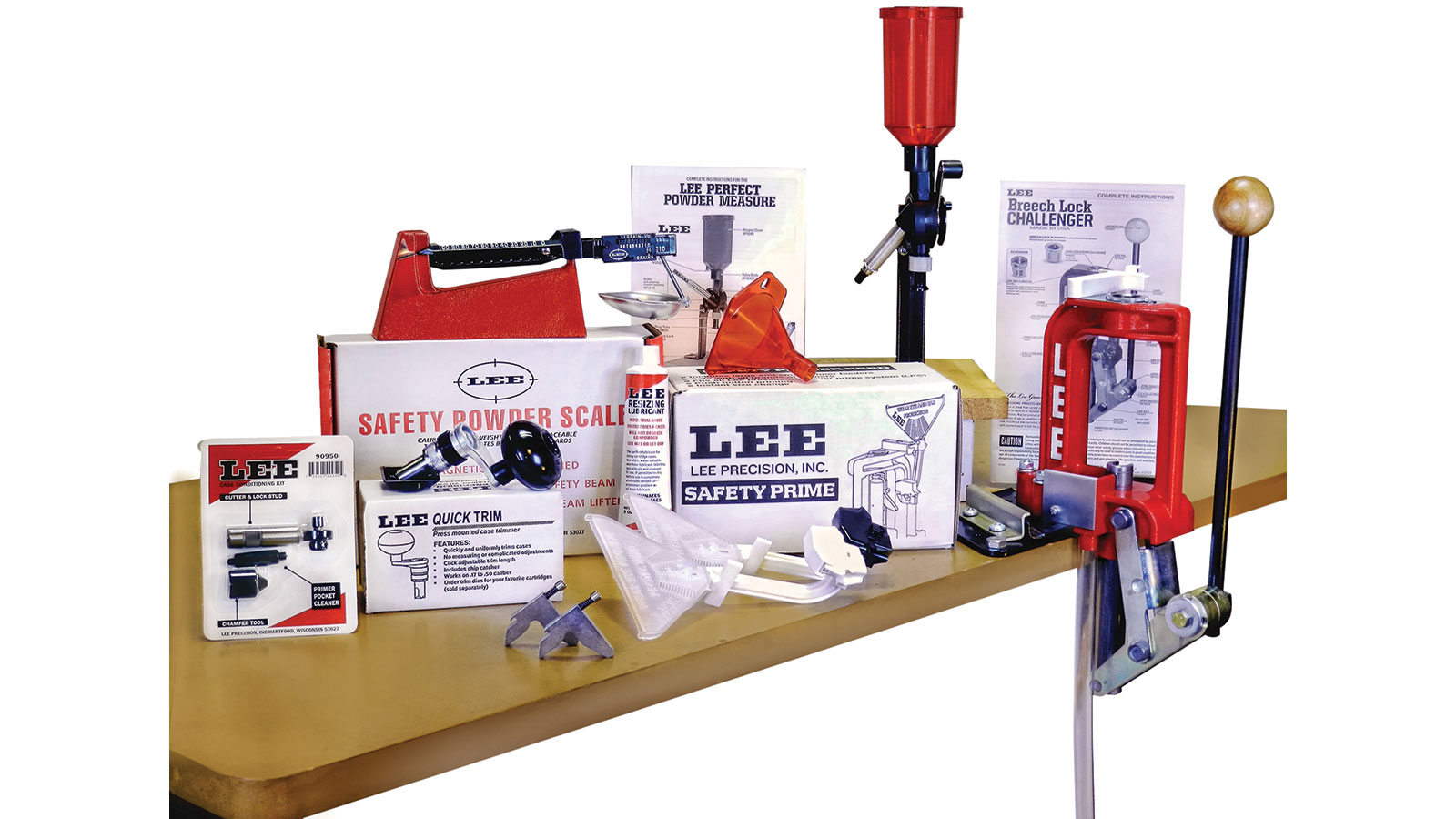 Lee Precision 90050 50th Anniversary Reloading Kit